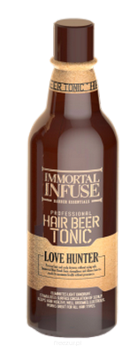 Immortal Infuse Hair Beer Tonic Love Hunter 300ml