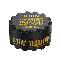 Immortal Infuse Coloring Wax Yellow 100ml