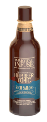 Immortal Infuse Hair Beer Tonic Rich Sailor 300ml