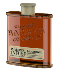 Immortal Infuse Barber Cologne Wood Barrel 170ml