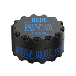 Immortal Infuse Coloring Wax Blue 100ml
