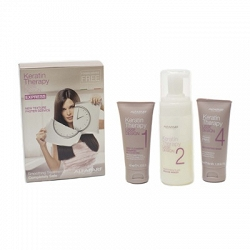 Alfaparf Lisse Design Smoothing Treatment Kit, zestaw startowy metoda ekspresowa